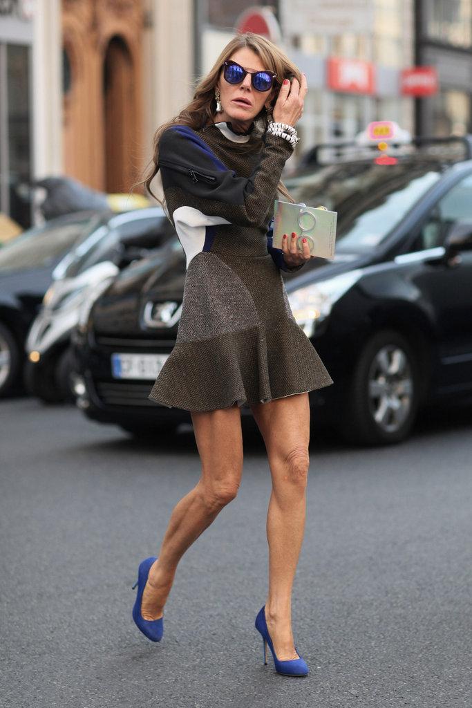 Paris fashion week street style spring 2013 17 indeed by daria Fashion week paris 2013 street style