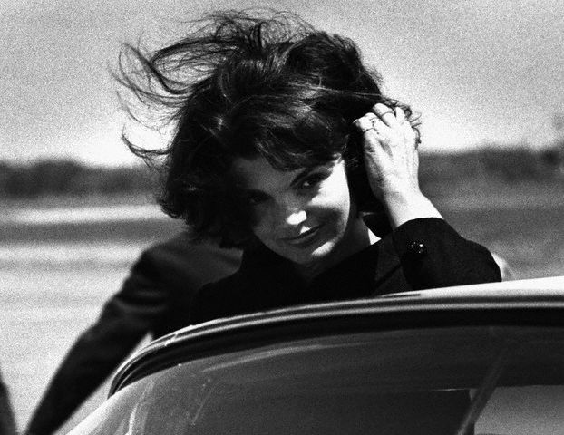 Jacqueline Kennedy at Hyannis, 1964