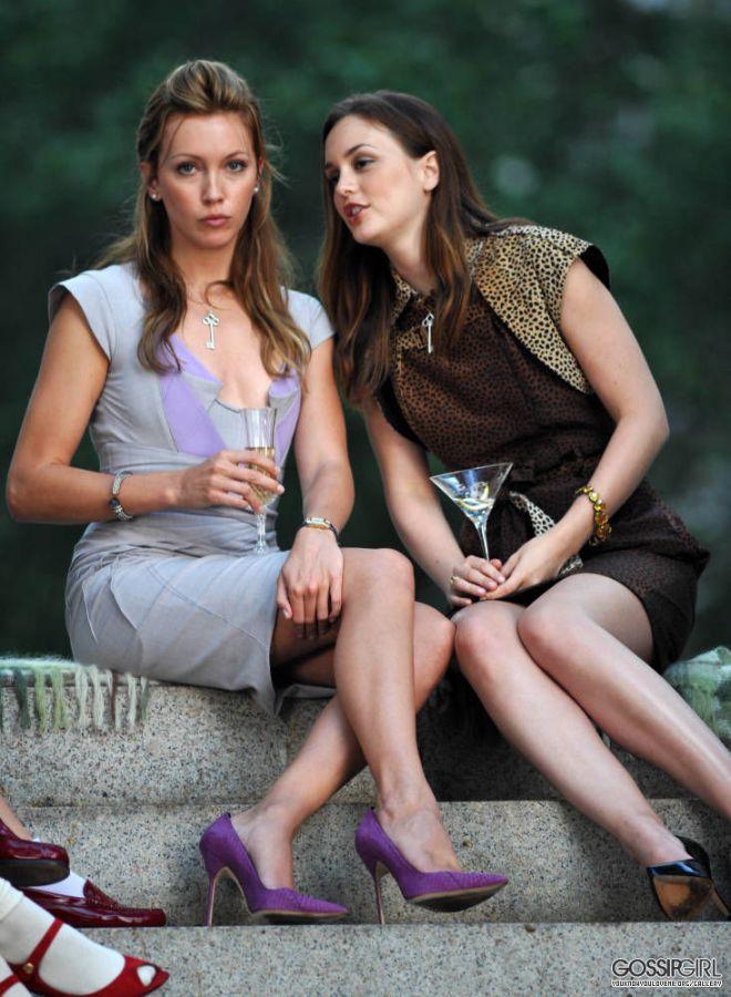 Die Stars der TV-Serie 'Gossip Girl' drehen wieder in New York!