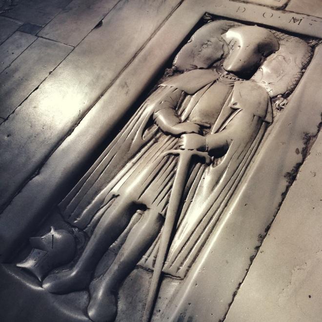 фрески на полу Базилики (вроде это из фильма)